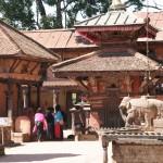Changu Narayan Anlage