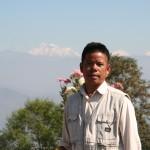 Himalayapanorama