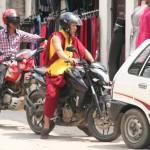 Monk Rider