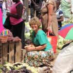 Markt in Luwero