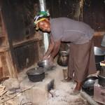 Ein gepflegter Ofen