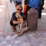 Jasmine, Managerin des Hundezentrums