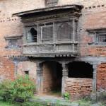 Bürgerhaus in Sankhu