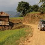 Unterwegs in Gulmi