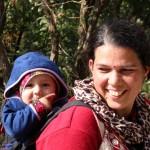 Anita und Tochter