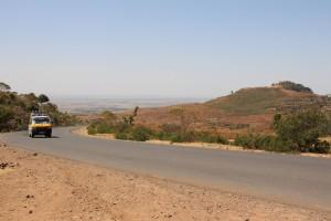 Unterwegs nahe Bahir Dar