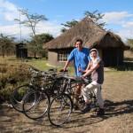 Unser Fuhrpark in Kenia